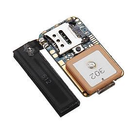 ZX302 Mini Авто Модуль IOT GPS GSM Локатор навигационного трекера Real Мониторинг голоса по времени-1TopShop