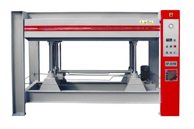 Пресс для фанеры HP 60E