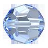 Круглые хрустальные бусины Preciosa (Чехия) 8 мм Crystal Lagoon