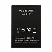 Аккумулятор Assistant AS-5434 Club Original
