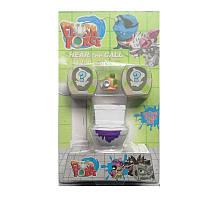 Игровой набор JL18010 туалет, на планш
