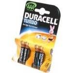 Батарейка Duracell LR 03 Turbo 1x4 блист. (40/120) [121004], фото 2