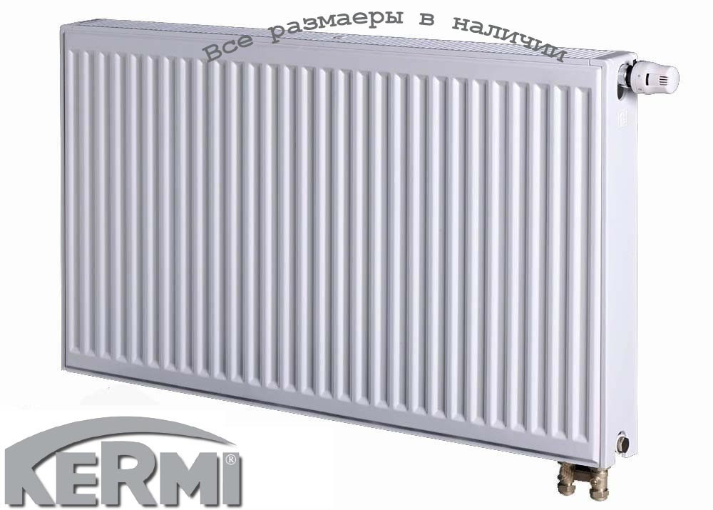 Стальной радиатор KERMI FTV т22 300x900 нижнее подключение
