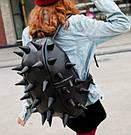 Рюкзак молодежный с шипами!, фото 2