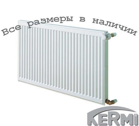 Стальной радиатор KERMI FKO т11 900x900 боковое подключение