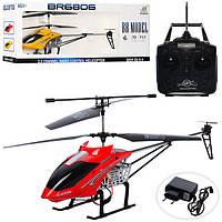 Радиоуправляемый вертолет BR6806 гироскоп, 62 см