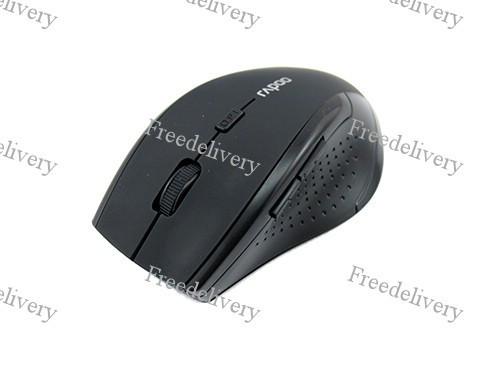 Беспроводная игровая мышь Rapoo 7300 черная, фото 1