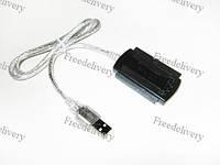 Переходник USB - SATA, IDE, 2.5 3.5, фото 1