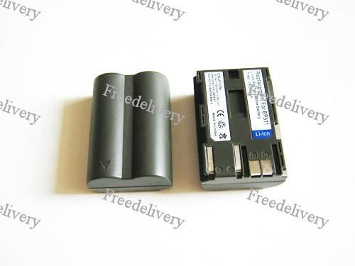 Батарея Canon BP-511 BP511 BP-511A BP-511A