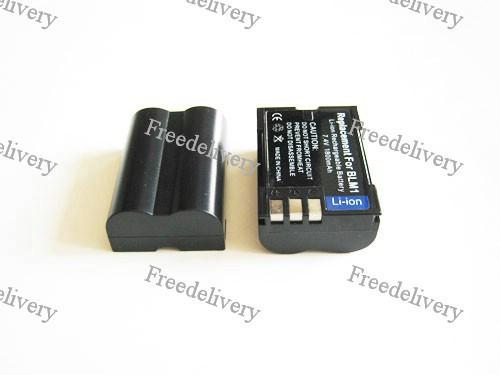 Батарея Olympus BLM-1 BLM1 EVOLT E-300 E-1, фото 1