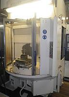 Горизонтальный фрезерный обрабатывающий центр с ЧПУ HELLER MCA-H 150