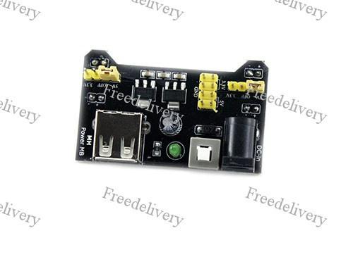 Модуль питания MB102 3.3V 5V для плат Arduino, фото 1