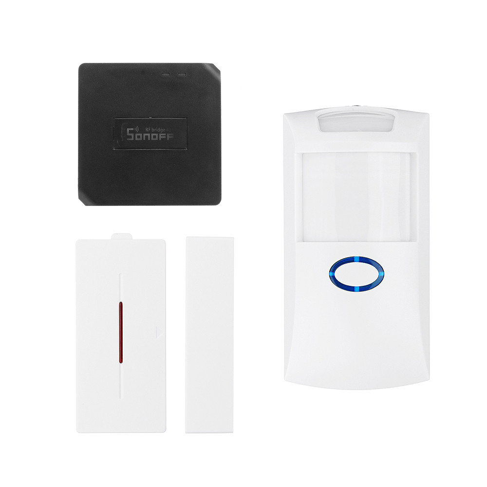 SONOFF® RF Bridge WiFi 433 МГц Замена Smart Home Automation Универсальный коммутатор 1TopShop