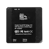 SONOFF® RF Bridge WiFi 433 МГц Замена Smart Home Automation Универсальный коммутатор 1TopShop, фото 3