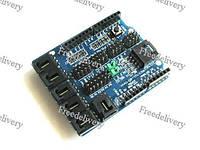 Плата расширения Arduino Sensor Shield V4.0, фото 1