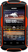 Discovery V5+, GPS, Android 4.2, 5 Mpx, 2 SIM, 2 ядра. Противоударный и водонепроницаемый телефон!