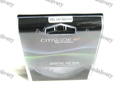 Ультрафиолетовый UV-MC фильтр 82мм CITIWIDE