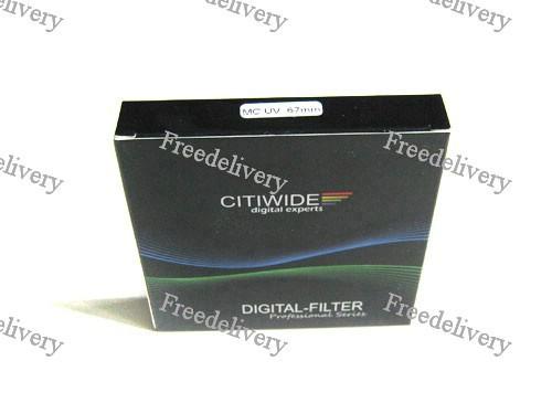 Ультрафиолетовый UV-MC фильтр 67мм CITIWIDE, фото 1