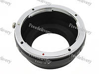 Адаптер переходник Canon EOS - Fujifilm X (FX)