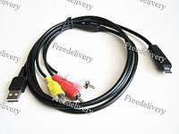 USB AV кабель Sony VMC-MD3 W350 W380 WX10 TX5 h65