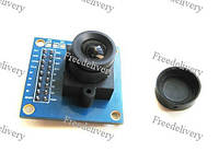 Камера VGA OV7670, SCCB, I2C, IIC, модуль Arduino.