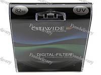 Ультрафиолетовый UV фильтр 82мм CITIWIDE, фото 1