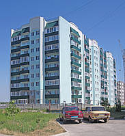 Проектирование жилых зданий