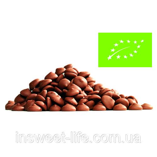 Шоколад молочный 35,3% Callebaut Organic(bio) 20кг/упаковка
