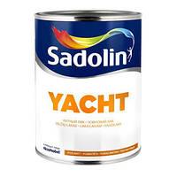 Яхтенный лак SADOLIN YACHT 40 полуглянцевый 1л (Садолин Яхт)