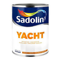 Яхтенный лак SADOLIN YACHT 90 глянцевый 1л (Садолин Яхт)