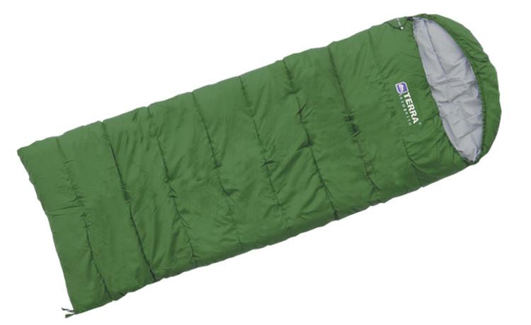 Спальник Terra Incognita Asleep 400 Green