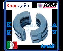 Вставки Icma TH, H, U, V 16 для клещей Арт.420