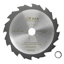 Диск пильный 160х20 мм S&R Sprinter 12 зубов (240012160)