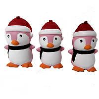 Сквиши-антистресс Новогодний Пингвиненок (11-1)
