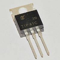 Транзистор биполярный TIP41C NPN TO-220
