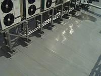 Защитное покрытие от износа дробильных установок, горнодобывающего оборудования полимочевиной