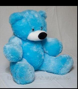 Медведь сидячий Бублик 140 см (цвета в ассортименте)