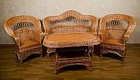 "Комплект плетеной мебели из лозы ""VIP"""