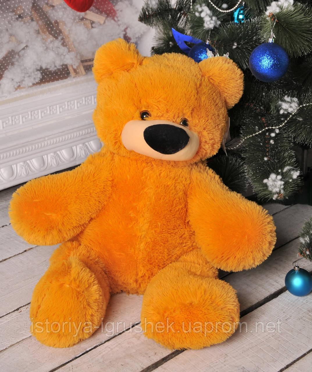 Медведь сидячий Бублик 110 см (цвета в ассортименте)