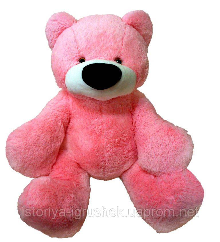 Медведь сидячий Бублик 77 см (цвета в ассортименте)