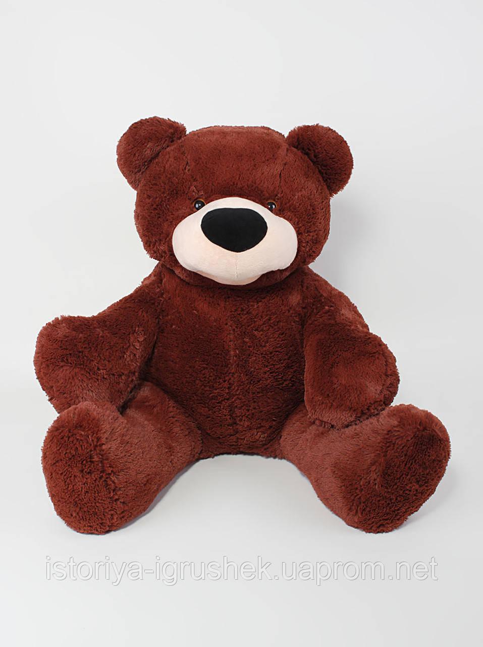 Медведь сидячий Бублик 70 см (цвета в ассортименте)