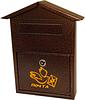 Ящик почтовый Домик