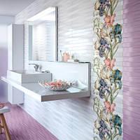 Керамічна плитка для ванної та туалету Batik Интеркерама, фото 1