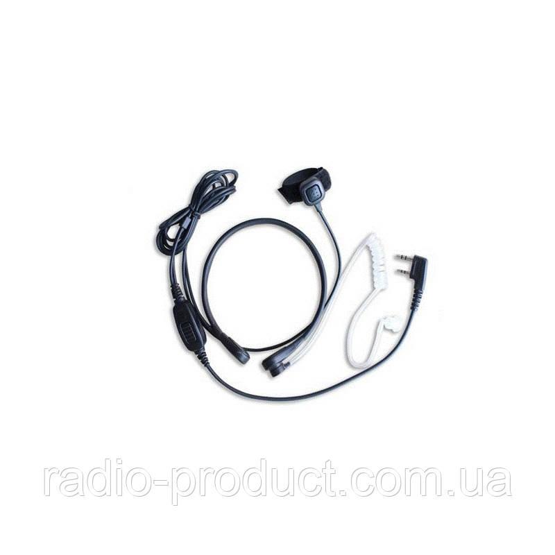 Ларингофон TM-2525 под Kenwood, Quansheng, Baofeng, etc