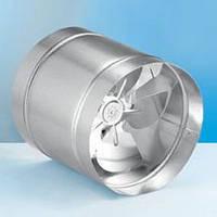 Вентилятор канальный с осевым вентилятором Флюгер (Fluger) OB 300
