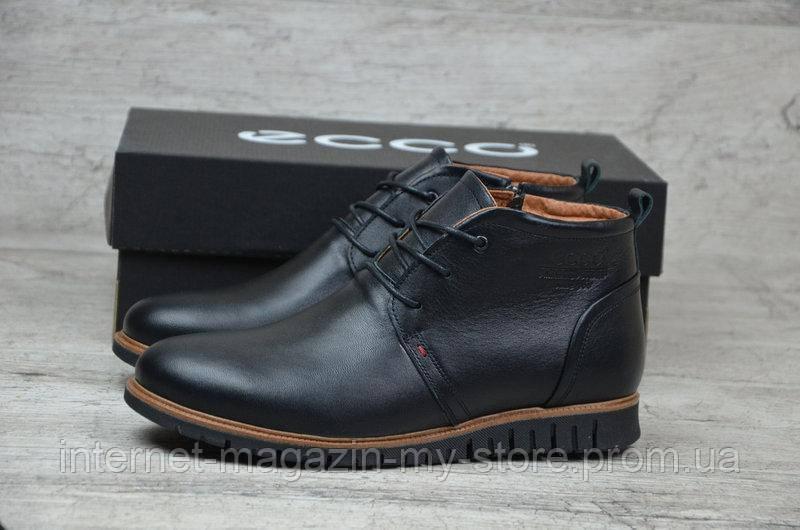 c228015a Мужские кожаные зимние ботинки Tommy Hilfiger: продажа, цена в ...