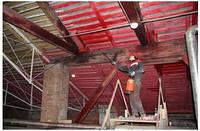Огнезащита деревянных конструкций и изделий