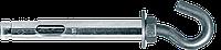 Анкер распорный с открытым кольцом 8х60 (гайка М6)