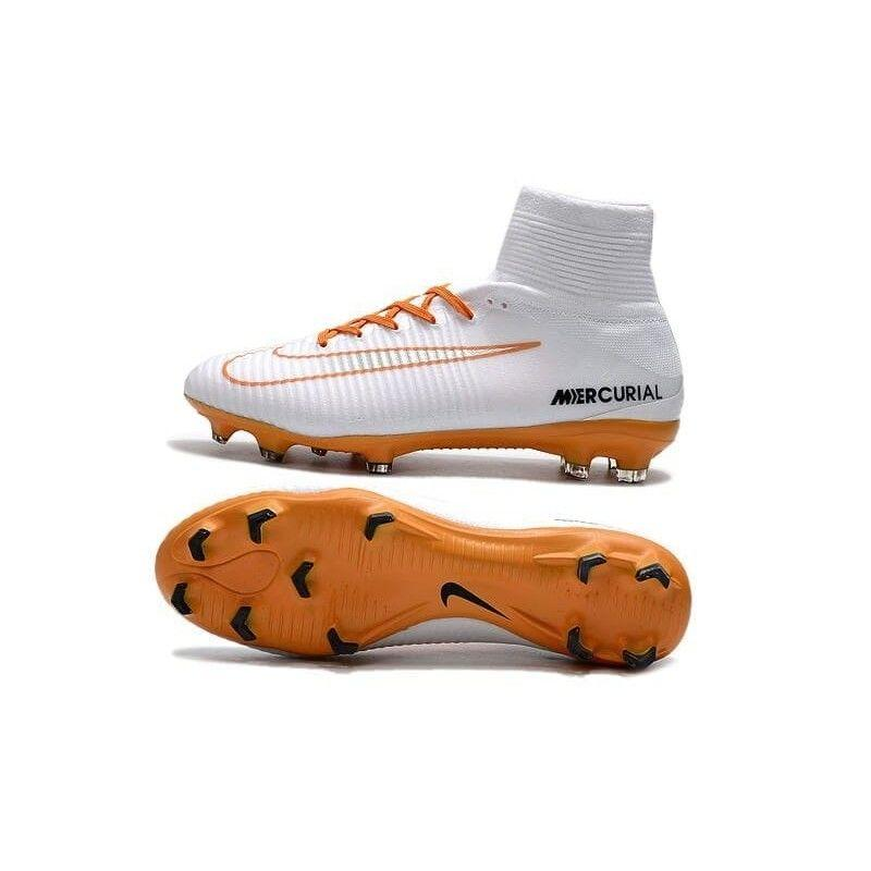 a2aad829fc4e Бутсы Nike Mercurial Superfly V FG, Nike, Мужская, Белый, 40, FG ...
