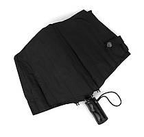 Зонт мужской с фонариком автомат черный Popular 1640